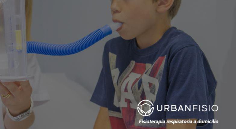 fisioterapia respiratoria a domicilio