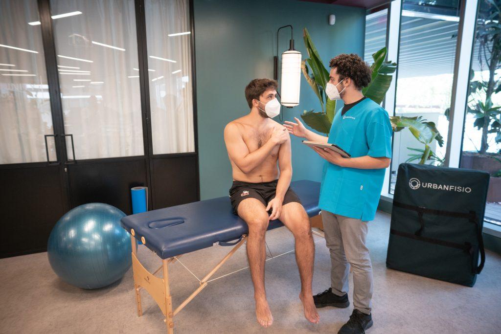 UrbanFisio fisioterapia a domicilio