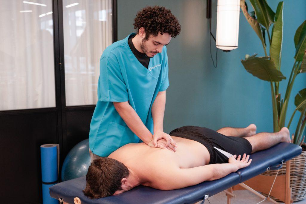 Fisioterapia a domicilio Valencia